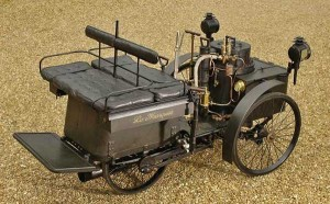 oldest running car