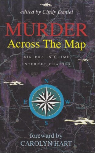 Murder Across The Map